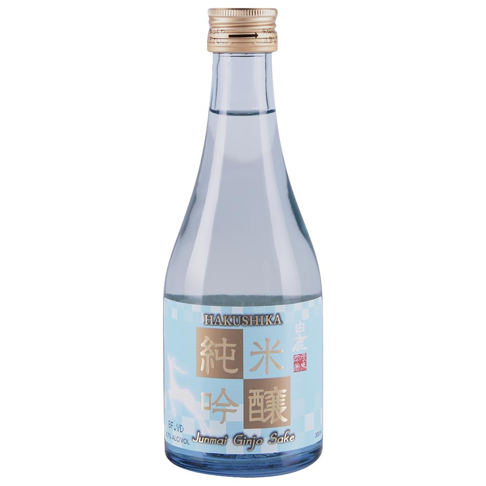 Hakushika Sake Junmai Ginjo 300 ml
