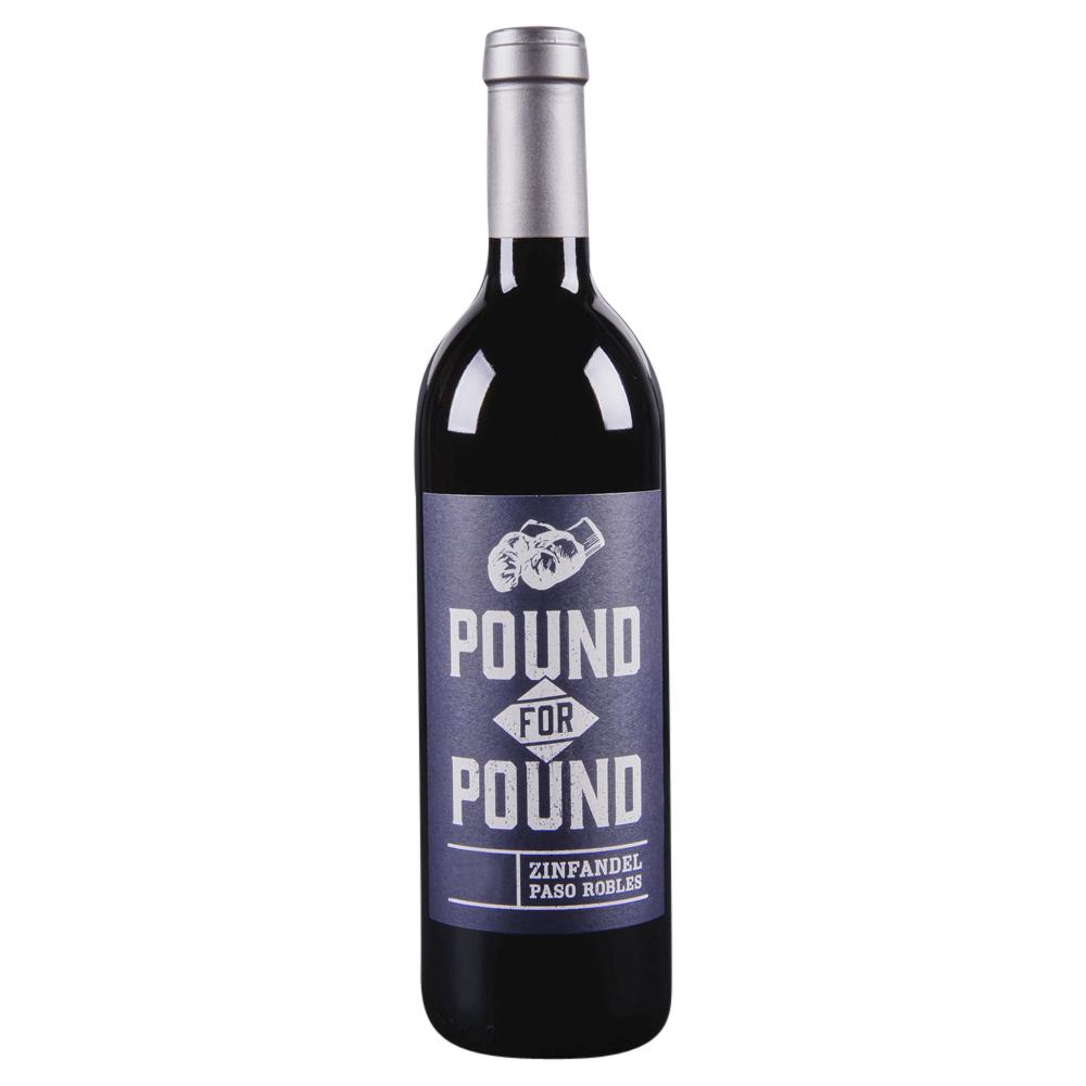 Hard Working Wines Zinfandel Pound for Pound