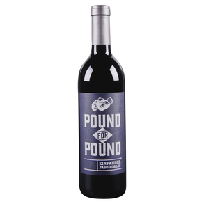 Hard Working Wines Zinfandel Pound for Pound