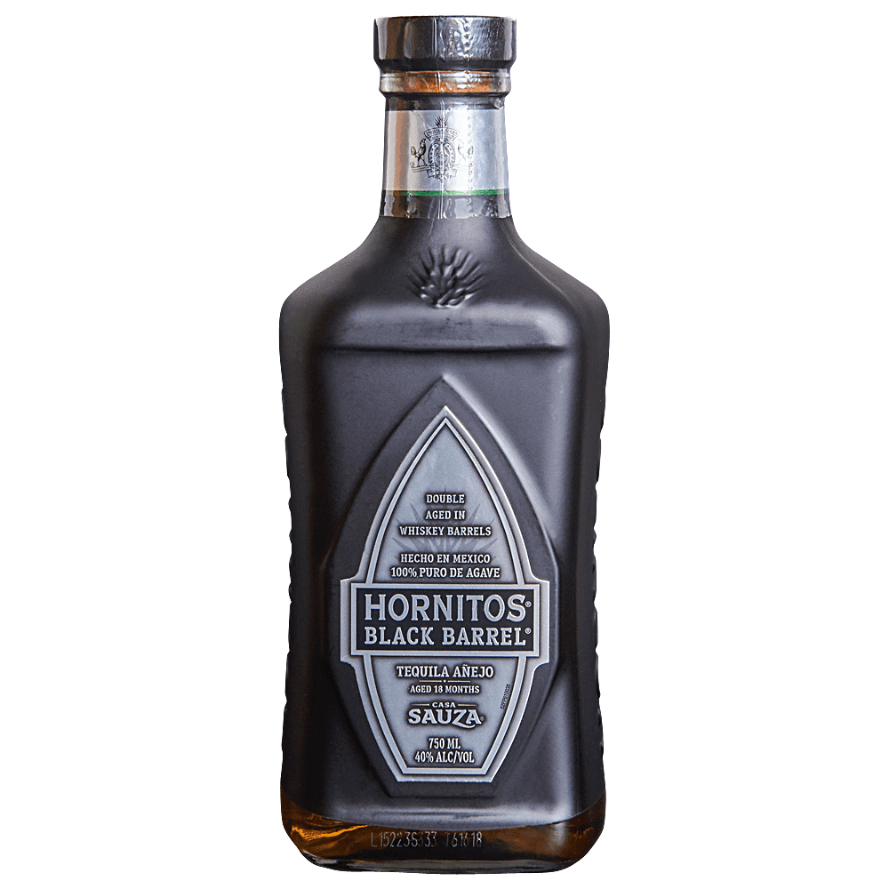 Applejack Hornitos Black Barrel Tequila