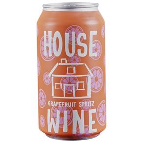 House Wine Grapefruit Spritz 375 Ml Nv