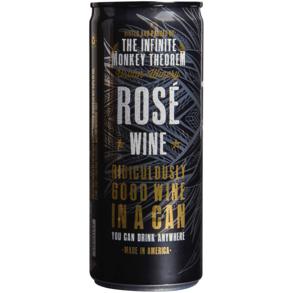 Infinite Monkey Rose Can 4 pack 250 ml
