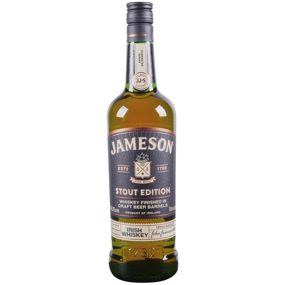 Jameson Caskmates Stout Edition 750 ml
