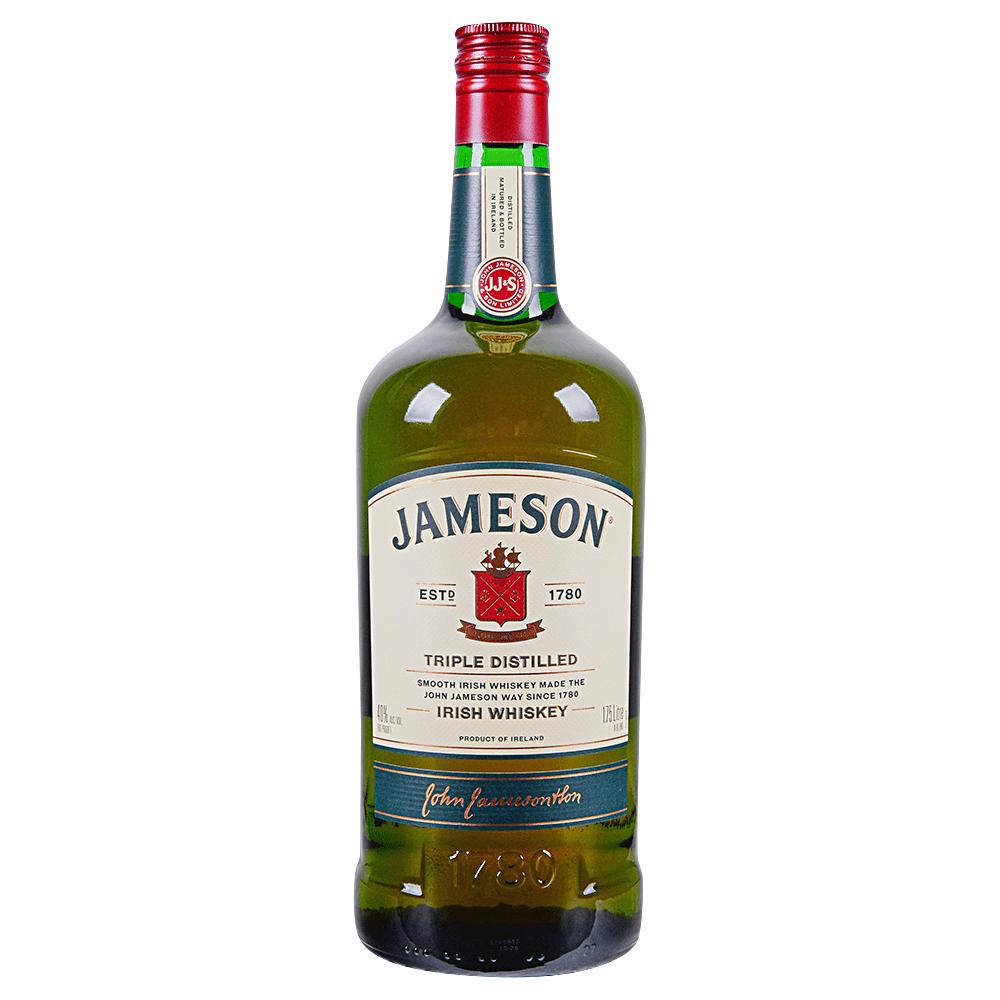 Jameson Irish Whiskey 1.75 l