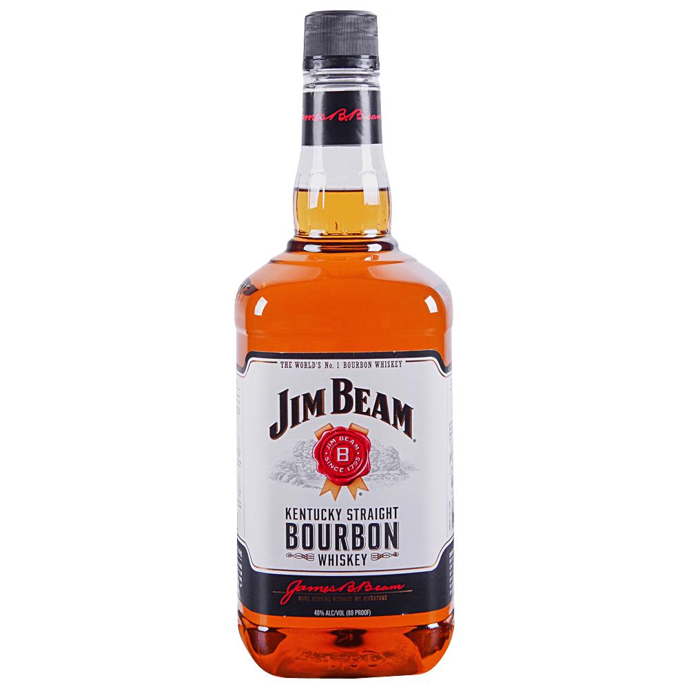Jim Beam Kentucky Straight Bourbon Whiskey 1.75 l