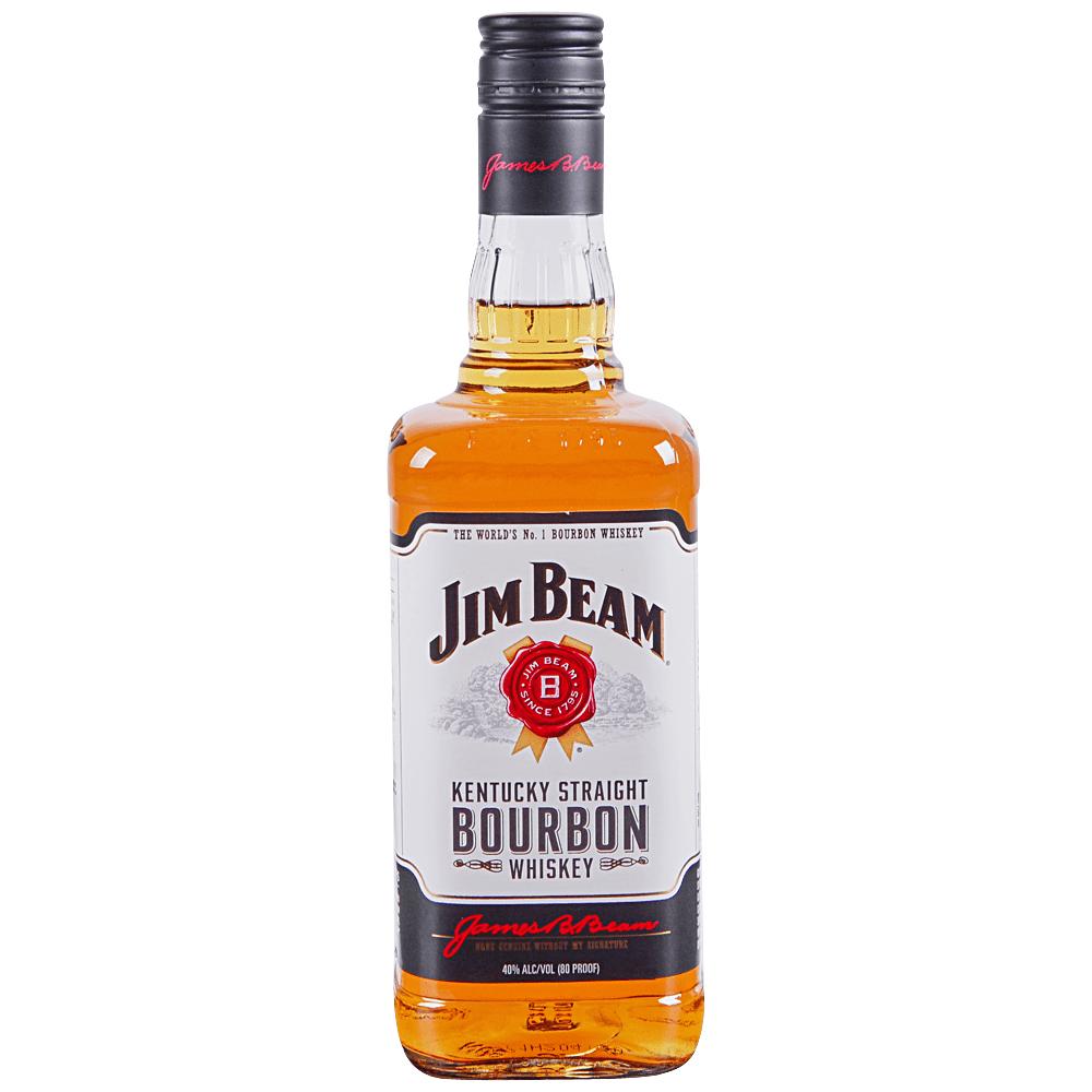 Jim Beam Kentucky Straight Bourbon Whiskey 750 Ml Applejack