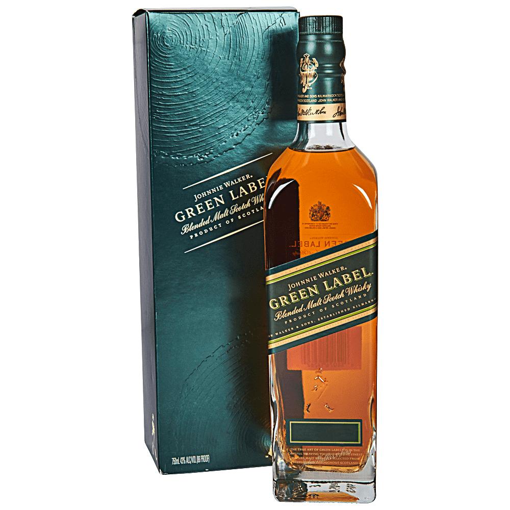 Johnnie Walker Green Label 15 Year Blended Scotch