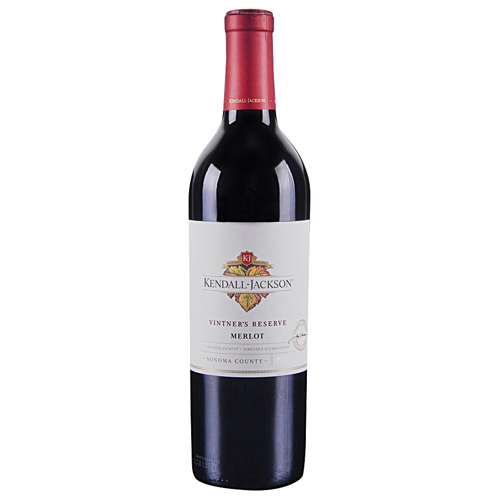 Kendall Jackson Merlot Vintners Reserve 750 ml