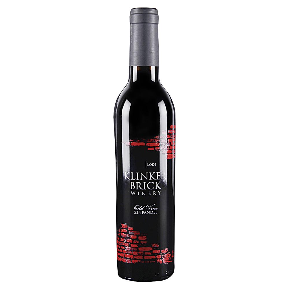 Klinker Brick Zinfandel Old Vine 375 ml