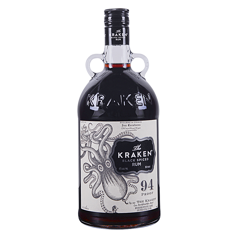 Applejack kraken black spiced rum - Kraken rum pictures ...