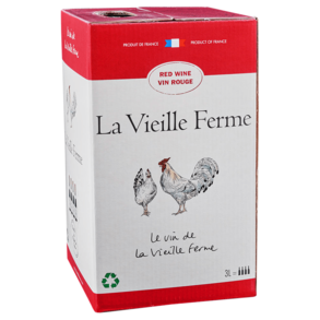 La Vieille Ferme Rouge Box 3.0 L