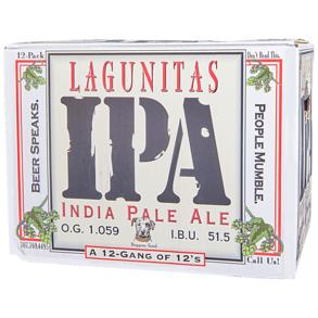 Lagunitas IPA 12pk 12 oz Btls