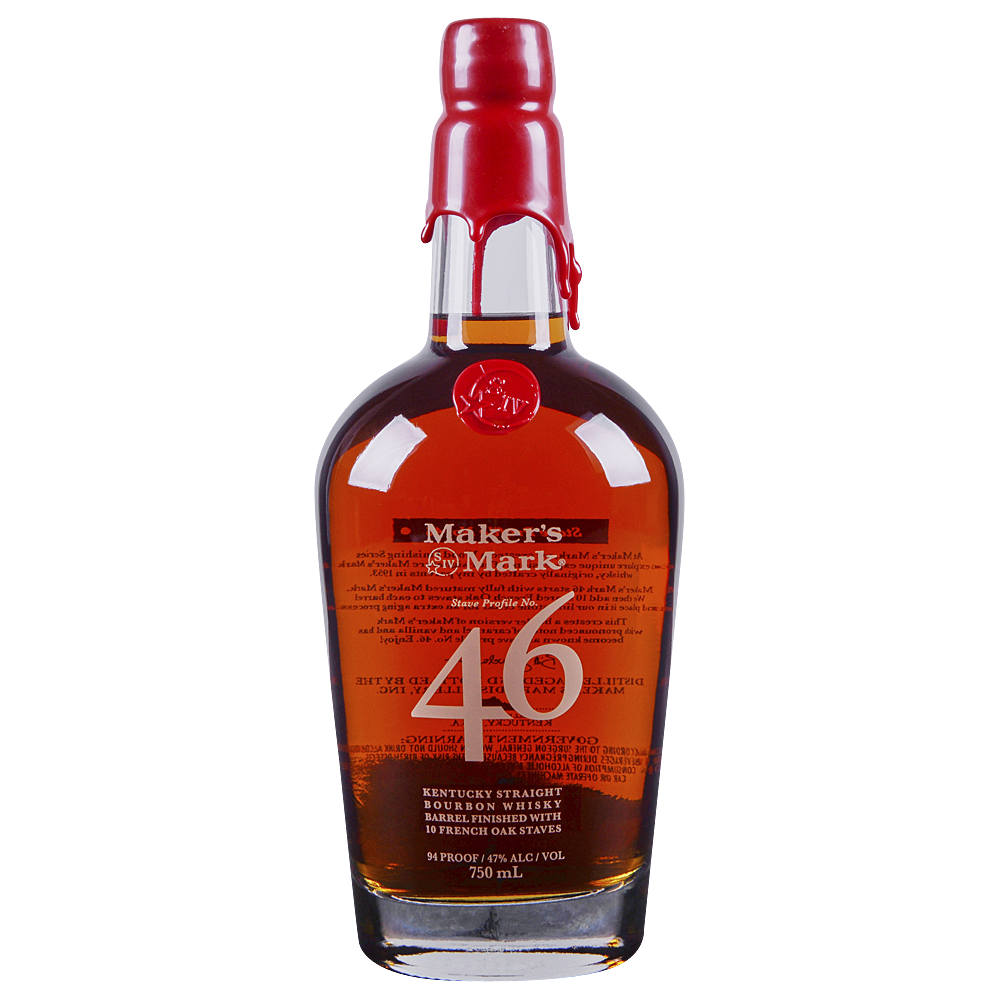 Makers Mark 46 Kentucky Bourbon Whiskey