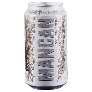 Mancan White Wine Can 375 ml