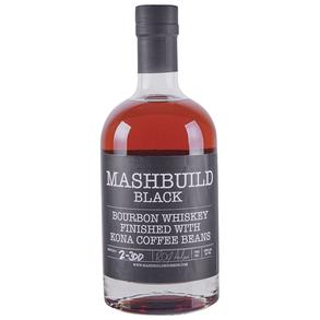 Mashbuild Kona Coffee Finished Bourbon 750 ml
