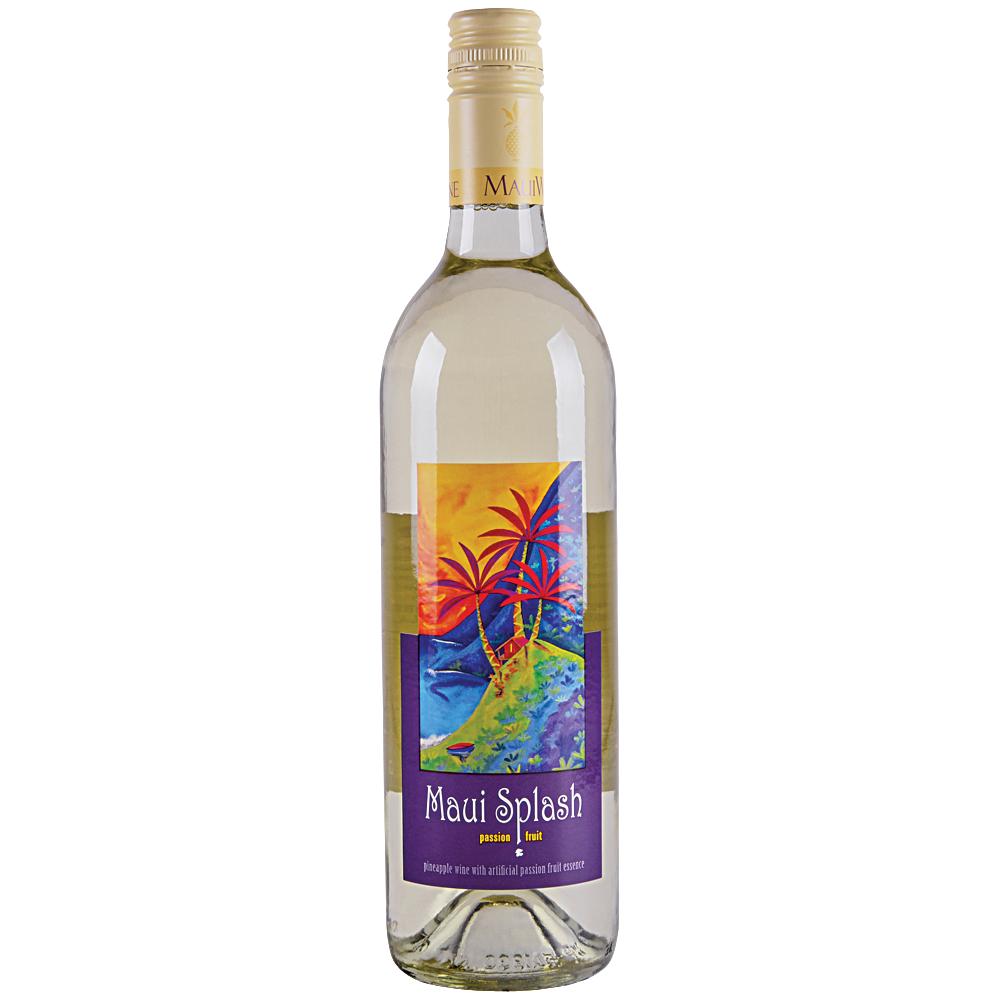 Applejack Maui Splash Passion Fruit 750 Ml