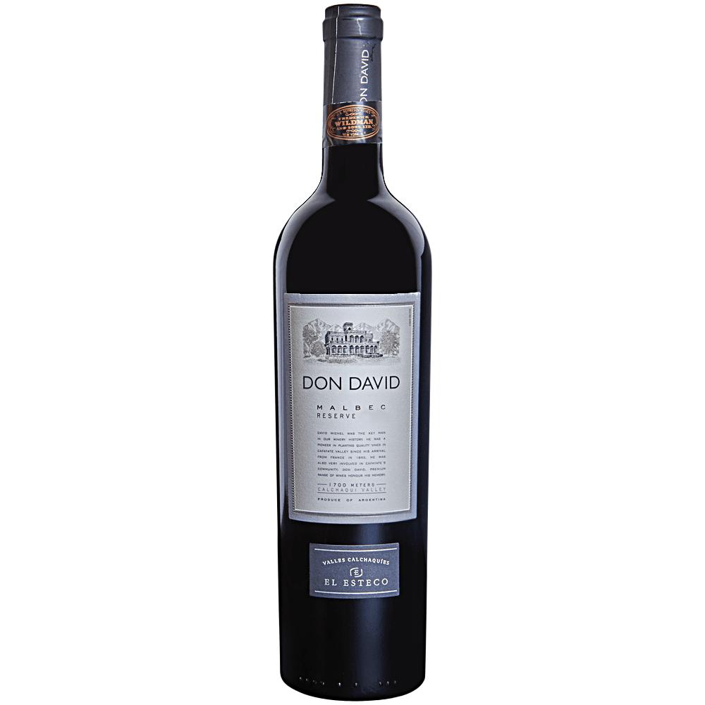 Don David Malbec Reserve 750 ml