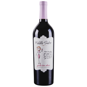 Middle Sister Pinot Noir Goodie Two Shoes 750 ml