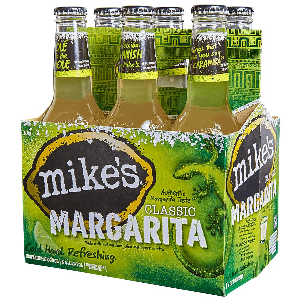 applejack mikes classic margarita 6pk 11 oz btls