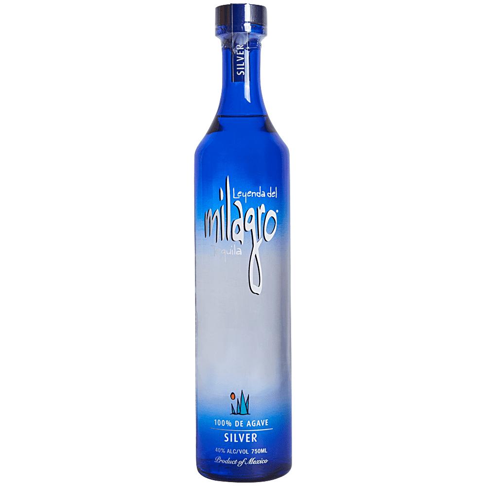 Applejack Milagro Silver Tequila
