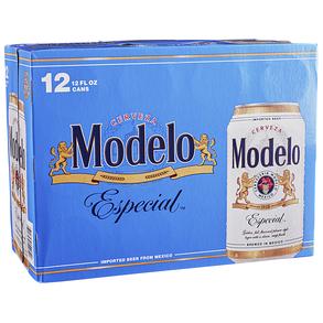 Modelo Especial 12pk 12 oz Cans