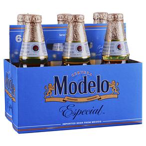 Modelo Especial 6pk 12 oz Btls