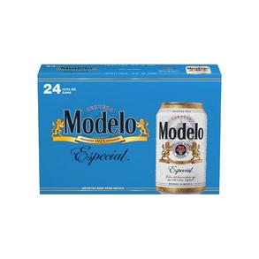 Modelo Especial Suitcase 24pk 12 oz Cans
