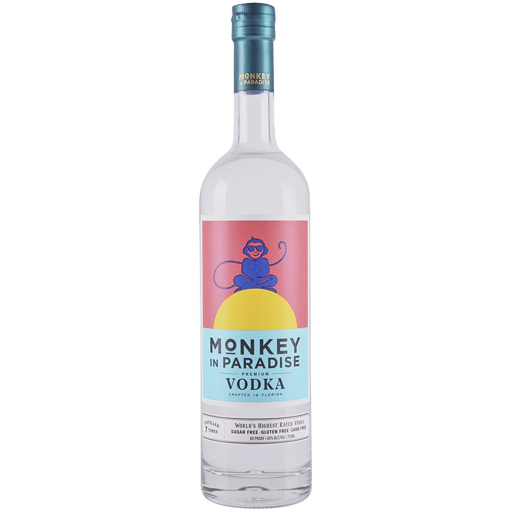 Monkey In Paradise Vodka 750 ml