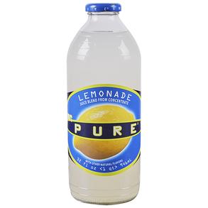 Mr Pure Lemonade 32 oz Bottle