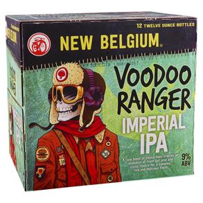 New Belgium Imperial Voodoo Ranger 12pk 12 oz Bottles