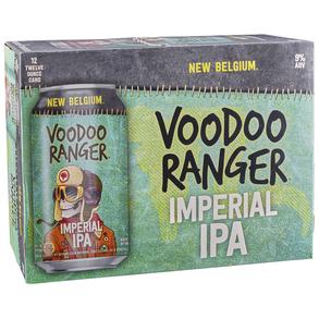 New Belgium Imperial Voodoo Ranger 12pk 12 oz Cans