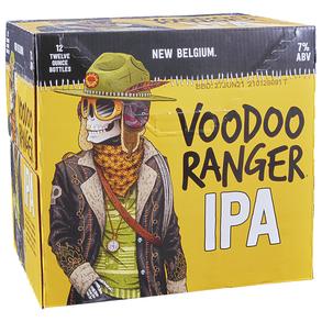 New Belgium Voodoo Ranger IPA 12pk 12 oz Bottles
