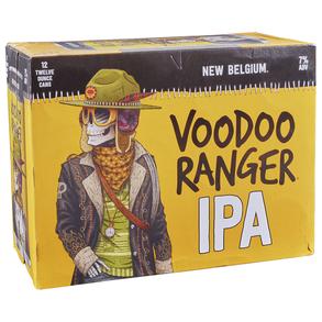 New Belgium Voodoo Ranger IPA 12pk 12 oz Cans