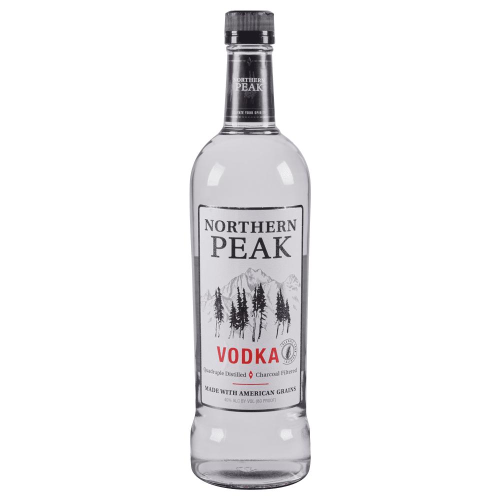 Northern Peak Vodka 750 ml