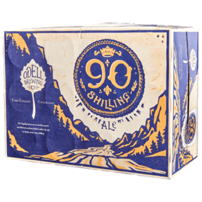Odell 90 Shilling 12pk 12 oz Cans