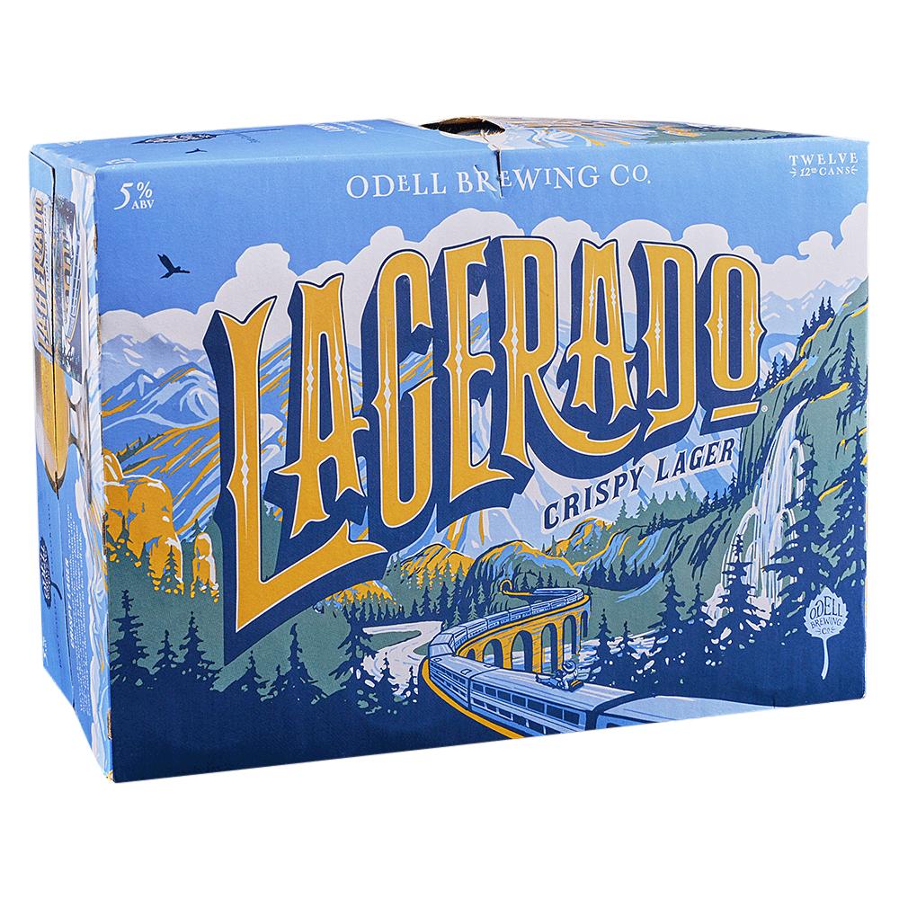 Odell Colorado Lager 12pk 12 oz Bottles