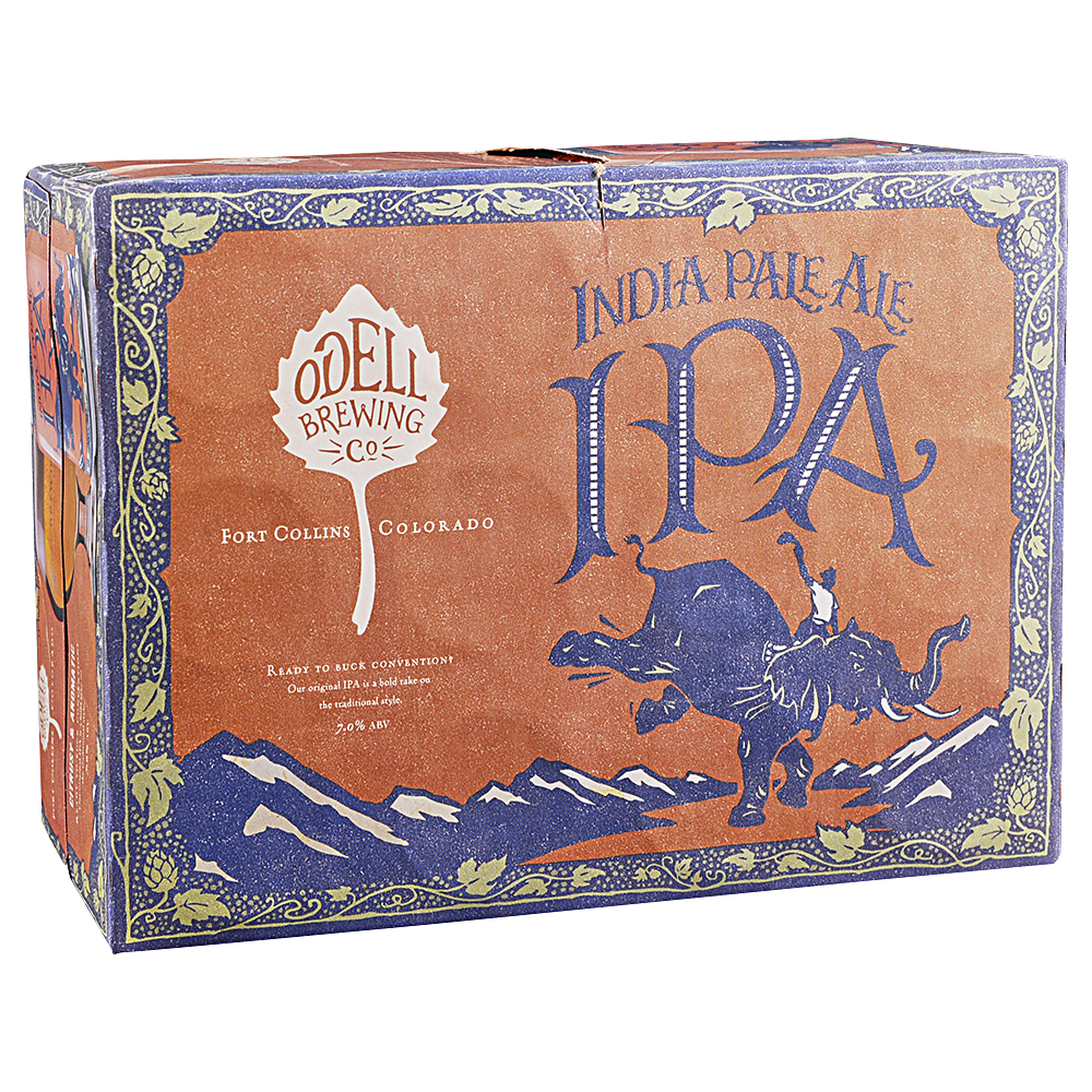 Odell IPA 12pk 12 oz Cans