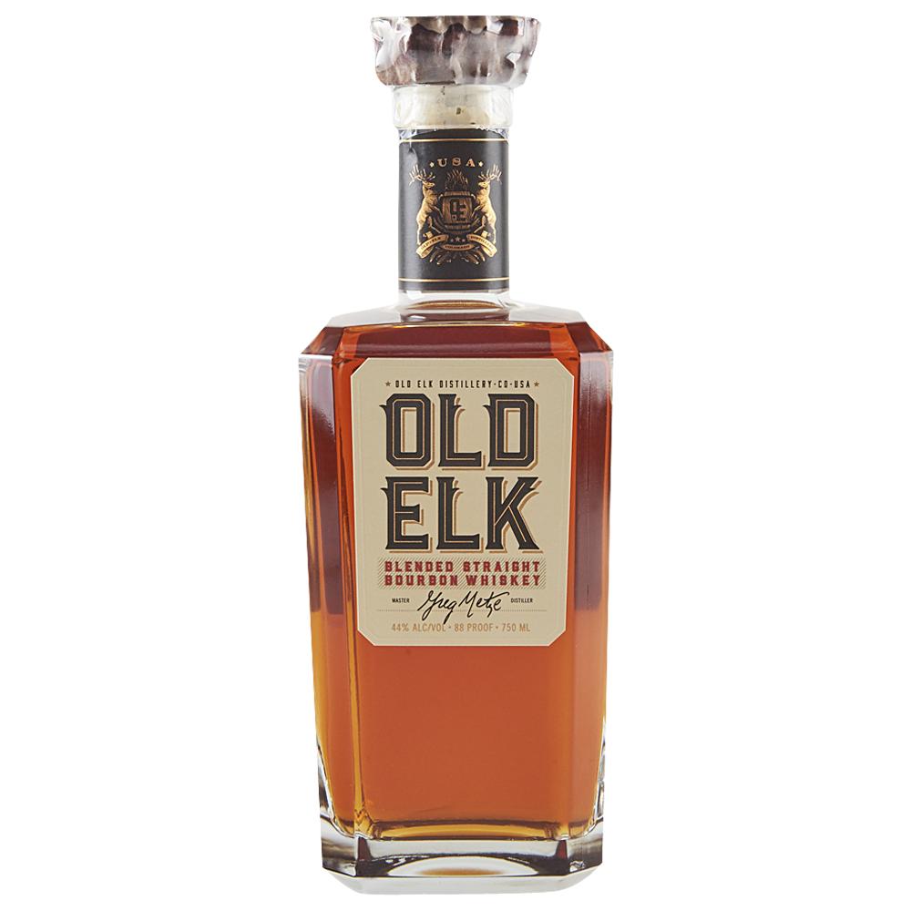 Old Elk Bourbon 750 ml