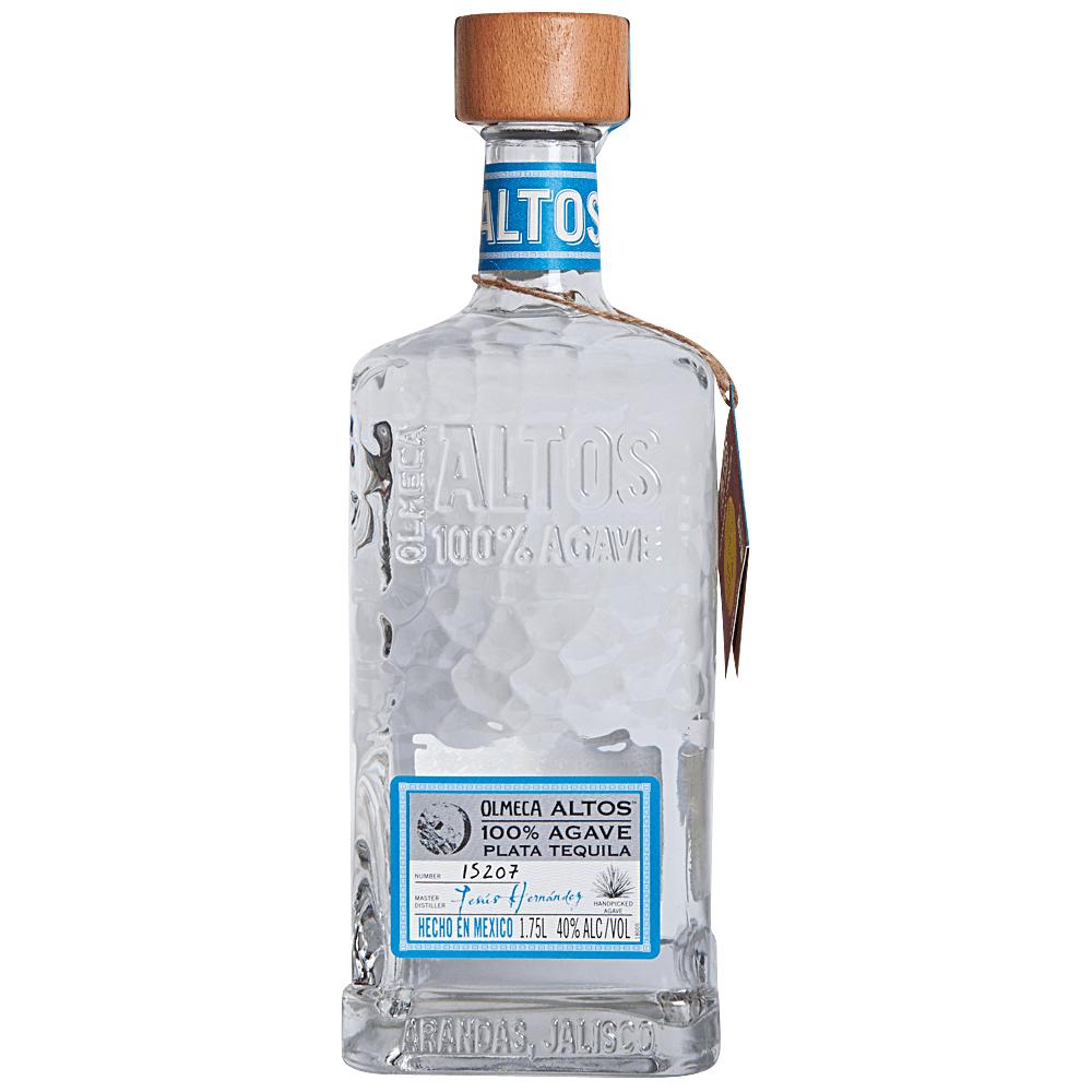 Applejack Olmeca Altos Plata Tequila