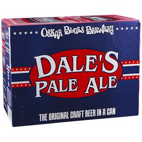 Oskar Blues Dales Pale Ale 12pk 12 oz Cans