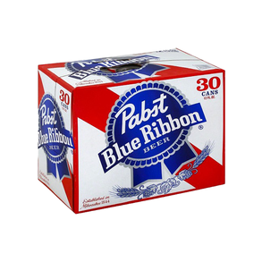 Pabst 30pk 12 oz Cans