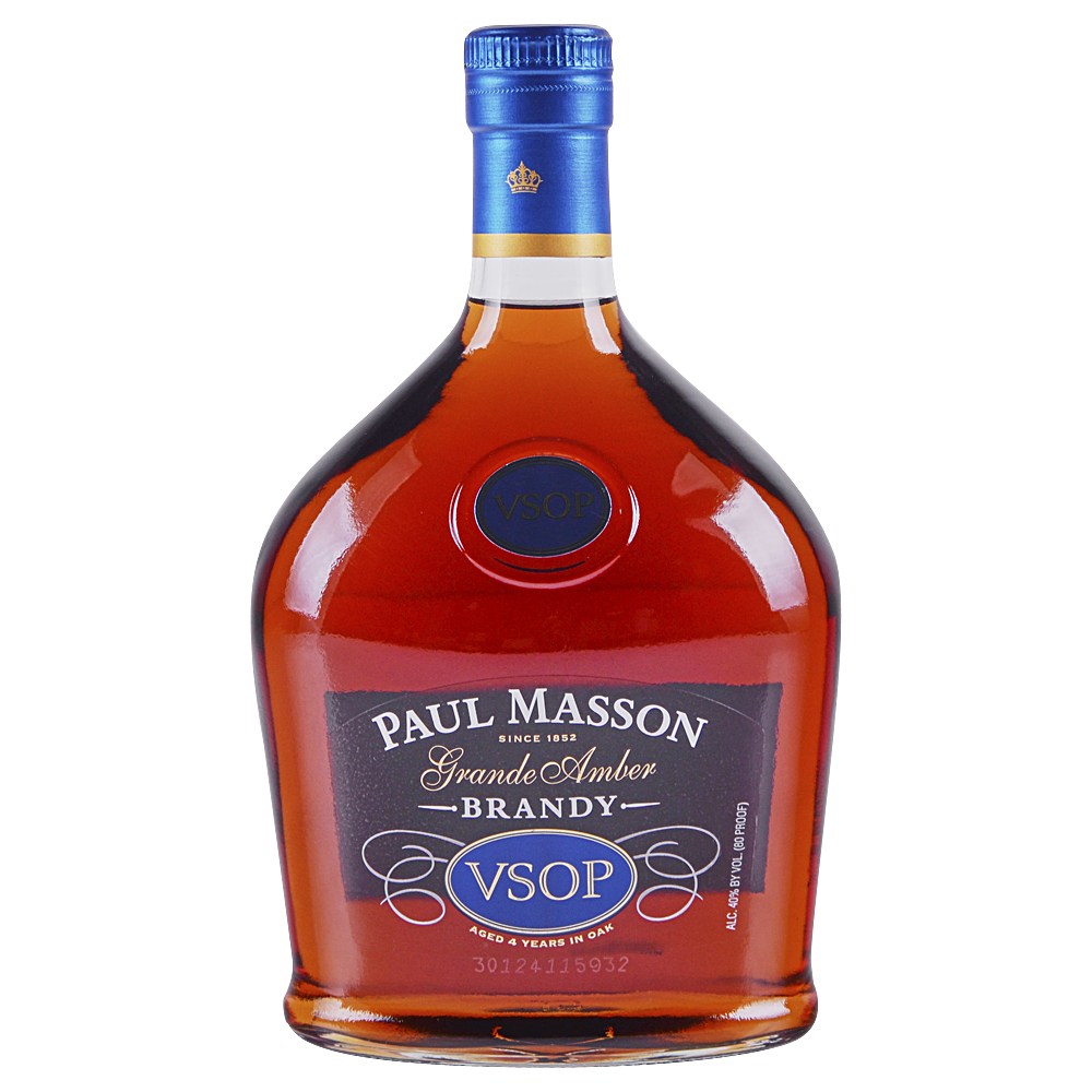 Applejack Paul Masson Brandy Vsop
