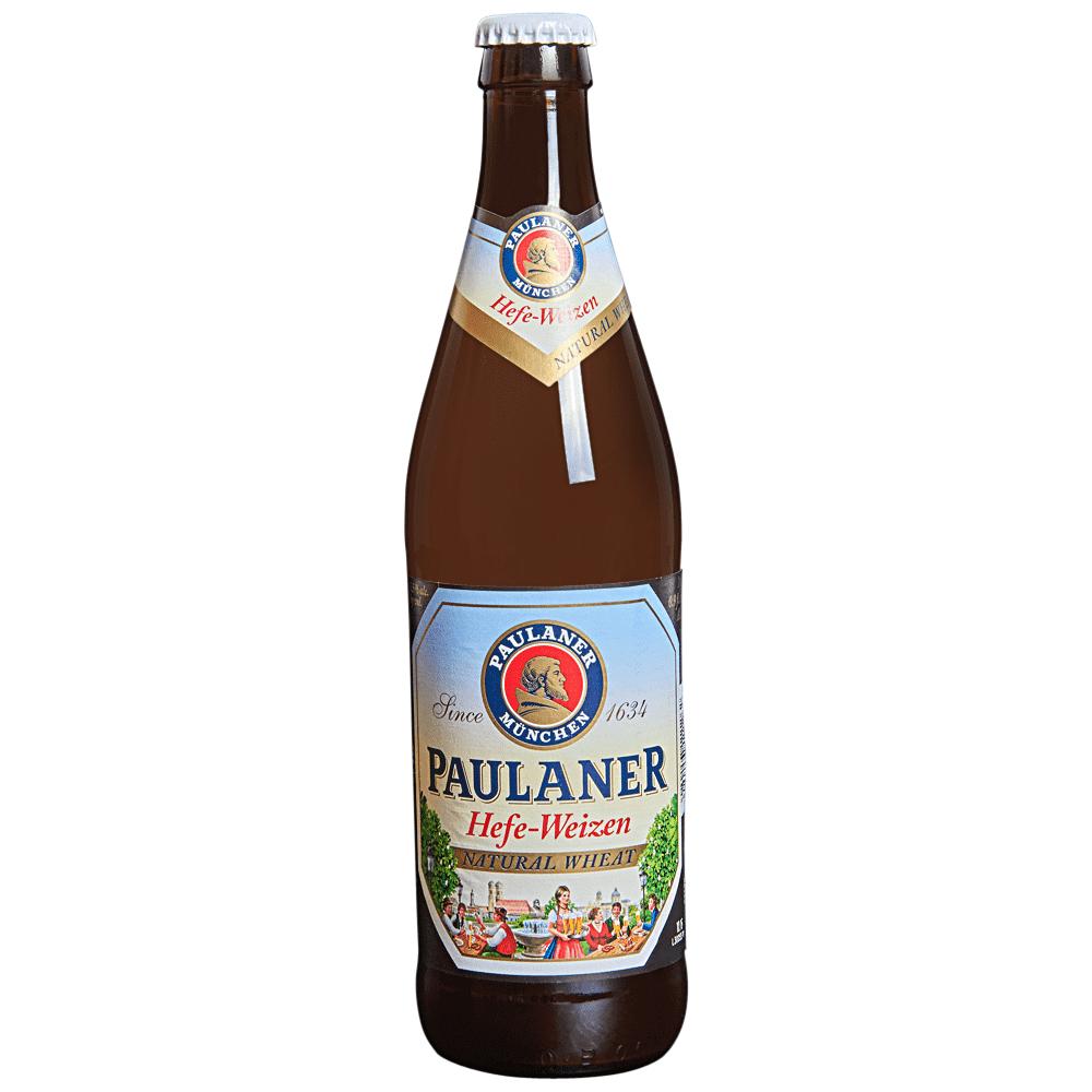 Applejack Paulaner Hefe Weizen 500 Ml Btl