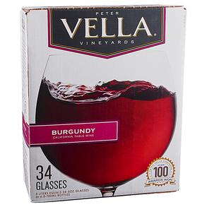 Peter Vella Burgundy Box 5.0 L