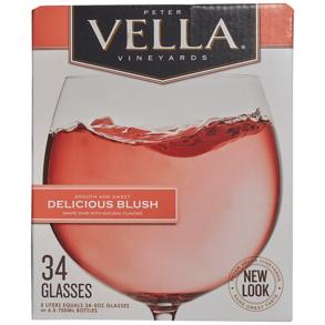 Peter Vella Delicious Blush Box 5.0 L