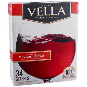 Peter Vella Delicious Red Box 5.0 L