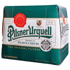 Pilsner Urquell 12pk 12 oz Btls