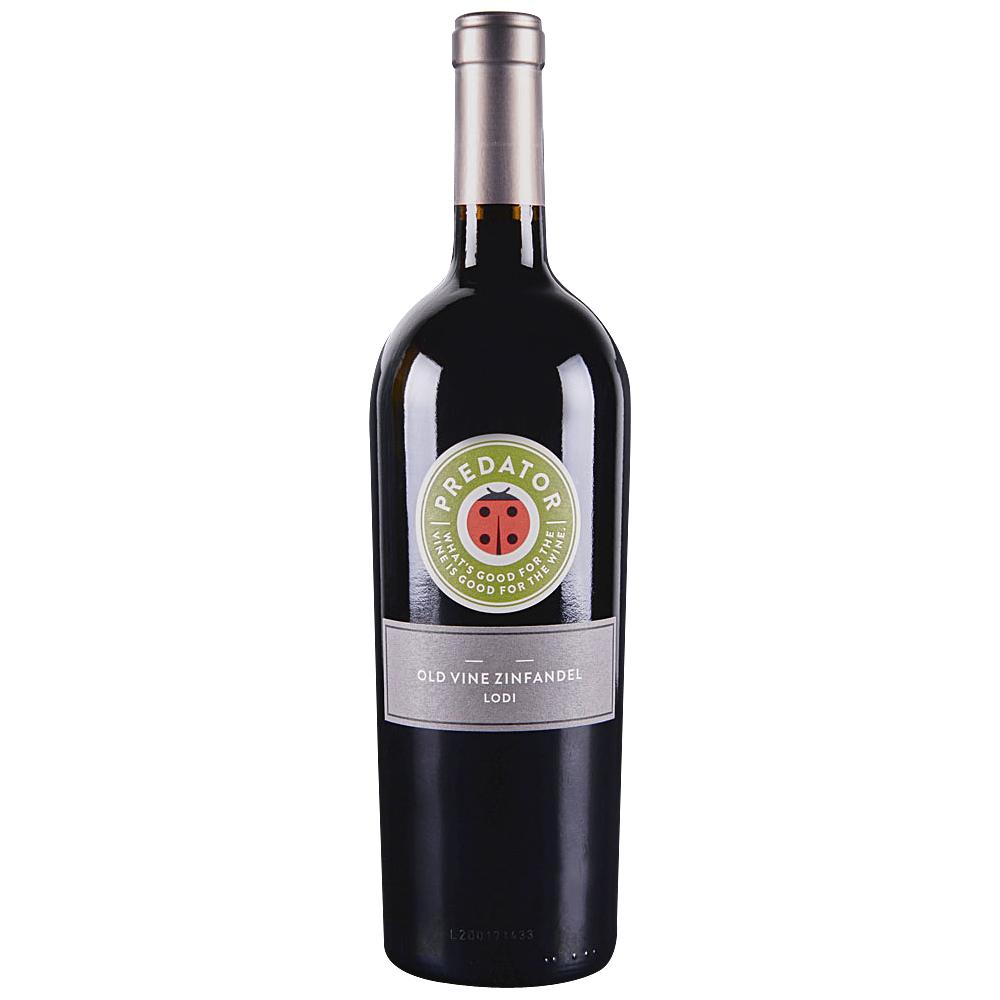 Predator Zinfandel Old Vines 750 ml