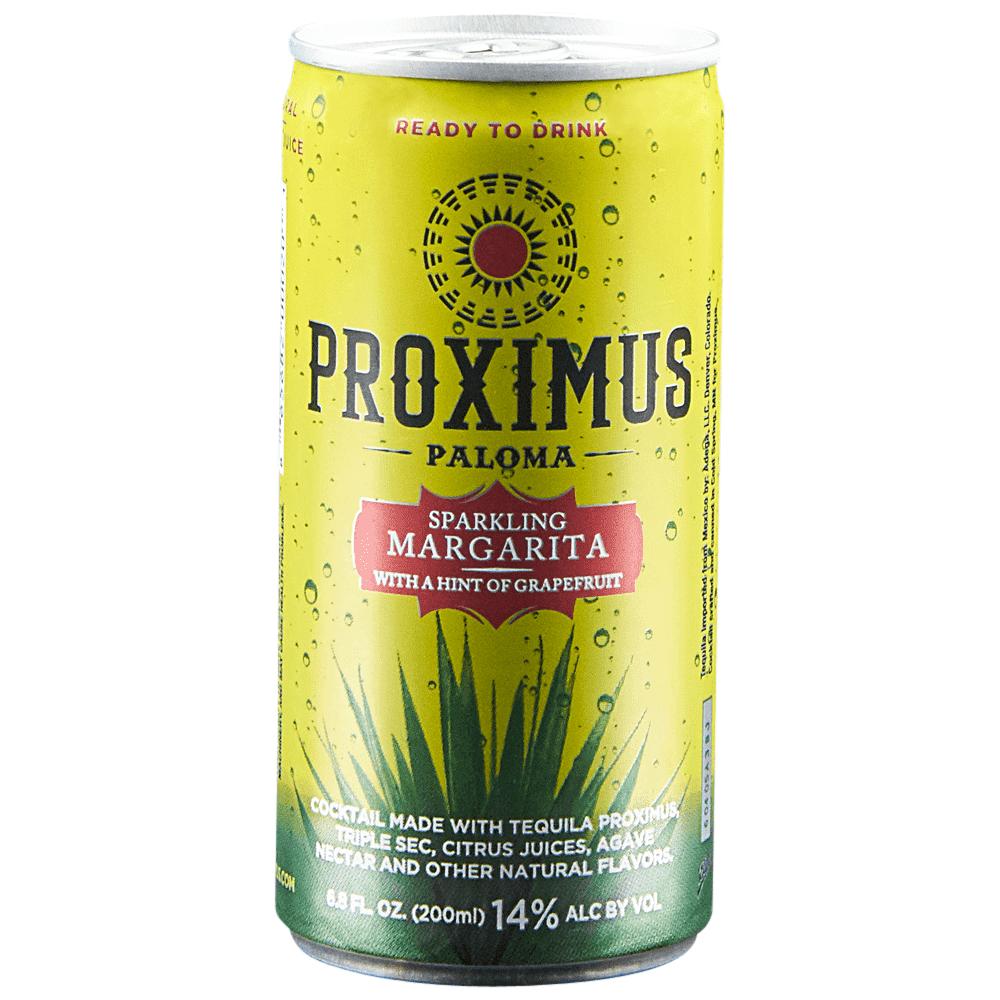 Proximus Paloma Sparkling Margarita Cans 200ml
