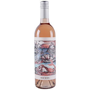 Rabble Wine Co Rose Mossfire Ranch 750 ml